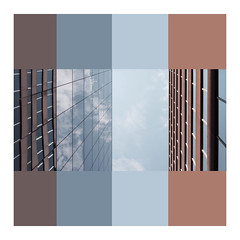Finding Color Palettes Around DC (cmctaggs) Tags: minimal architecture aesthetic modern reflections color palette christopher mctaggart christophermctaggart