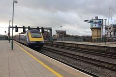 43063 (matty10120) Tags: train railway rail transport travel class great western 43 125 hst high speed intercity cardiff central