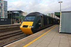 43004 (matty10120) Tags: train railway rail transport travel class great western 43 125 hst high speed intercity cardiff central