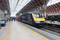 43063 (matty10120) Tags: train railway rail transport travel class great western 43 125 hst high speed intercity london paddington