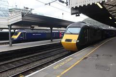 43004 43018 (matty10120) Tags: train railway rail transport travel class great western 43 125 hst high speed intercity london paddington