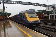 43025 (matty10120) Tags: train railway rail transport travel class great western 43 125 hst high speed intercity cardf cardiff central