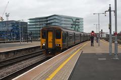 150234 (matty10120) Tags: train railway rail transport travel class great western 150 bristol temple meads