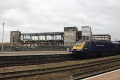 43079 (matty10120) Tags: train railway rail transport travel class great western 43 125 hst high speed intercity bristol temple meads