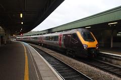 220022 (matty10120) Tags: train railway rail transport travel class great western 220 cross country arriva bristol temple meads