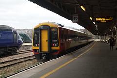 159101 (matty10120) Tags: train railway rail transport travel class great western 159 bristol temple meads