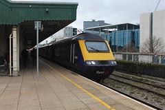43156 (matty10120) Tags: train railway rail transport travel class great western 43 125 hst high speed intercity cardiff central