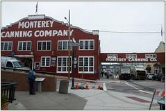 Monterey Bay - Monterey Canning Company (hromadkah) Tags: california monterey newmonterey usa vereinigtestaaten canneryrow