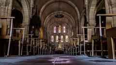 Eglise de Vendays-Montalivet (L'Teigneux) Tags: 2019 aquitaine france gironde médoc vendaysmontalivet church nouvelleaquitaine summer vacances église été