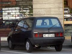 Autobianchi Y10 Fire 1990 (LorenzoSSC) Tags: autobianchi y10 fire 1990