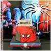 Spiderman Cake (alinepatisserie) Tags: spiderman cake handmade artwork