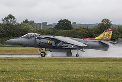 EGVA - McDonnell Douglas AV-8B Harrier II - Spanish Navy - VA.1B-24 (lynothehammer1978) Tags: egva raffairford ffd royalinternationalairtattoo royalinternationalairtattoo2019 mcdonnelldouglasav8bharrierii spanishnavy va1b24