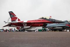 EGVA - General Dynamics F-16AM Fighting Falcon - Royal Danish Air Force - E-191 (lynothehammer1978) Tags: egva ffd raffairford royalinternationalairtattoo royalinternationalairtattoo2019 royaldanishairforce e191 generaldynamicsf16amfightingfalcon
