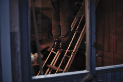 Ladder of memories (juan.castrilo.4) Tags: ladder old memories shoes vintage beautiful magic