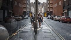 Global (Sean Batten) Tags: london england unitedkingdom coventgarden streetphotography street reflection people candid fuji fujifilm x100f window glass city urban
