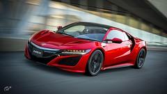 Honda NSX (chumako@bellsouth.net) Tags: red scapes gtsport ps4pro ps4 playstation polyphony cars nsx honda