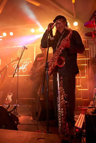 Sax and Lights