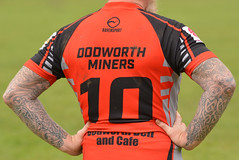 Inked Up (Feversham Media) Tags: brothertonbulldogsarlfc dodworthminersarlfc westyorkshire yorkshire amateurrugbyleague rugbyleague bryam brotherton whalejawfield yorkshiremensleague