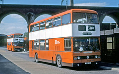 Photo of Greater Manchester PTE: 4013 (GNF13V) in Stockport Bus Station