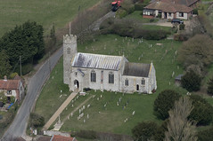 Aylmerton Church in north Norfolk (John D Fielding) Tags: church norfolk above aerial nikon d810 hires highresolution hirez highdefinition hidef britainfromtheair britainfromabove skyview aerialimage aerialphotography aerialimagesuk aerialview drone viewfromplane aerialengland britain johnfieldingaerialimages fullformat johnfieldingaerialimage johnfielding fromtheair fromthesky flyingover fullframe