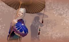 tomoto_07 (ASLAN!) Tags: secondlife japonica kimono tomoto roiro sakupose magika