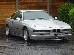 1999 BMW 840 Ci Sport Auto (Neil's classics) Tags: 1999 bmw 840 ci sport e31 4398cc car