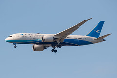 XiamenAir B787-8 (B-2761) (Vince Amato Photography) Tags: 788 b2761 b7878 b788 boeing britishcolumbia cxa cyvr canada commercialairliner mf vancouver vancouverinternationalairport xiamenair yvr
