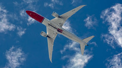29668 • Life Under the Downwind (LN-LNU) (Visual Approach Graphics & Imaging) Tags: fortlauderdale fll kfll norwegian nax dy dreamliner 787 7879