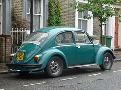1968 Volkswagen Beetle 1500 (Neil's classics) Tags: 1968 volkswagen beetle 1500 vw car
