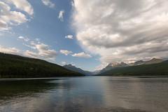 Bowman Lake (Ken Krach Photography) Tags: glaciernationalpark