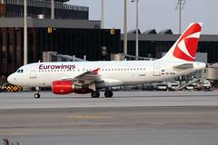 Airbus A319-112 - OK-NEM - HAJ - 19.07.2019( (Matthias Schichta) Tags: haj hannoverlangenhagen eddv flugzeugbilder planespotting eurowings oknem airbus a320200