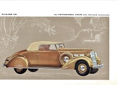 1937 Packard 120 Convertible Coupe (aldenjewell) Tags: 1937 packard 120 convertible coupe brochure two four passengers rumble seat