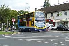 GT 18 Bird Avenue 18/07/19 (Csalem's Lot) Tags: dublin bus dublinbus 142 birdavenue gt18 clonskeagh volvo gemini gt wrights