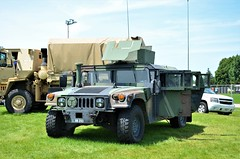 Truck- M1167, High Mobility Multi-purpose Wheeled Vehicle (HMMWV), U. S. Army, Minnesota National Guard, Rosemount (EC Leatherberry) Tags: truck m997a3 highmobilitymultipurposewheeledvehiclehmmwv minnesota rosemount military usarmy minnesotanationalguard wheelvehicle