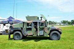 Truck- M1167, High Mobility Multi-purpose Wheeled Vehicle (HMMWV), U. S. Army, Minnesota National Guard, Rosemount (EC Leatherberry) Tags: truck highmobilitymultipurposewheeledvehiclehmmwv minnesota rosemount military usarmy m1167 minnesotanationalguard wheelvehicle