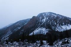 Bunsen Peak 3 (Anjmittu) Tags: yellowstone mountain montana wyoming park trees rocks snow