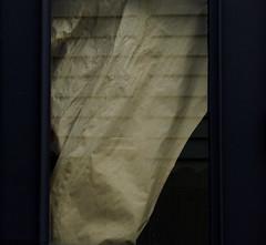 paper in window (dotintime) Tags: paper crinkle wrinkle kraft window shape frame dotintime meganlane