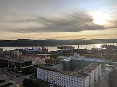 Murmansk by Night