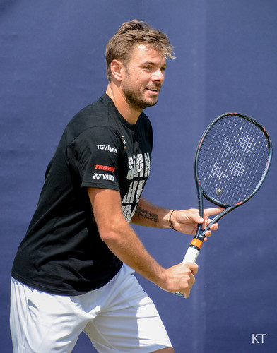 Stanislas Wawrinka - Stan the man