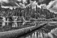 Lower Lewis River Falls (PNW-Photography) Tags: waterfall falls waterscape lowerlewisriverfalls lowerlewisriver mountains forest landscape washington northwest nationalforest waterfalls pacificnorthwest giffordpinchot giffordpinchotnationalforest