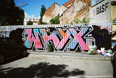 (Bucuresci Cartel) Tags: aps film kodak advantix iso 100 expired romania street culture documentary archive