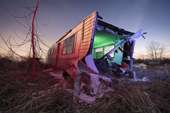 Mobile Home RGB (Notley Hawkins) Tags: httpwwwnotleyhawkinscom notleyhawkinsphotography notley notleyhawkins 10thavenue rural missouri bottomland riverbottoms missouririverbottoms abandoned missouriphotography lightpainting 光绘 光繪 lichtmalerei pinturadeluz ライトペインティング प्रकाशपेंटिंग ציוראור اللوحةالضوء longexposure trees winter 2019 trailer mobilehome callawaycountymissouri callawaycounty cedarcitymissouri cedarcity weeds sky february quantumflash quantumtrio bluelight blue redlight rgb night nocturne red green greenlight