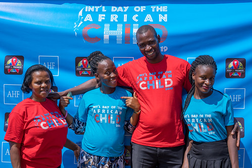 Day of the African Child: Uganda