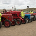 Tractor rally, Dunwich
