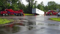 after the deluge (Paul Comstock) Tags: 17jul2019 july summer 2019 pauldaviscomstock canon digitalphotography wednesday pennsylvania penn pa roadtrip i80 interstate accident