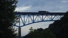 I-80 near Emlenton (Paul Comstock) Tags: 17jul2019 july summer 2019 pauldaviscomstock canon digitalphotography wednesday pennsylvania penn pa roadtrip i80 interstate bridge emlenton alleghenyriver