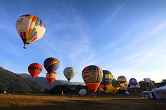 07142019-LuYeHighLand004 (EN&Jane (enpan . 潘榮恩)) Tags: taiwan taichung family tour 2019 hotairballoon festival luye highland