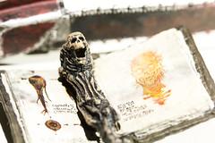 July 19th (GoGo Macro - A 365 Day Macro Photography Project) (Samonymous) Tags: kandarian dagger necronomicon chainsaw evil dead 2 by dawn neca macro