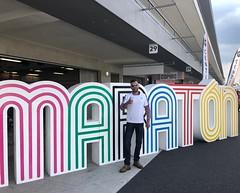 The México City International Marathon 2019 is coming up. (yaotl_altan) Tags: correr running rennen laufen courir correre бежать endomondo run runner corredor läufer coureur corridore бегу бегун maratón marathon marató maratona