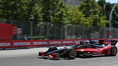 Helio Castroneves and Adam Rippon (Richard Wintle) Tags: honda indy toronto ontario canada ntt nttdata indycar racing motorsport autosport streetsoftoronto exhibitionplace turn1 heliocastroneves adamrippon vip guest twoseater